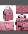 Ροζ Τσάντα για Καρότσι