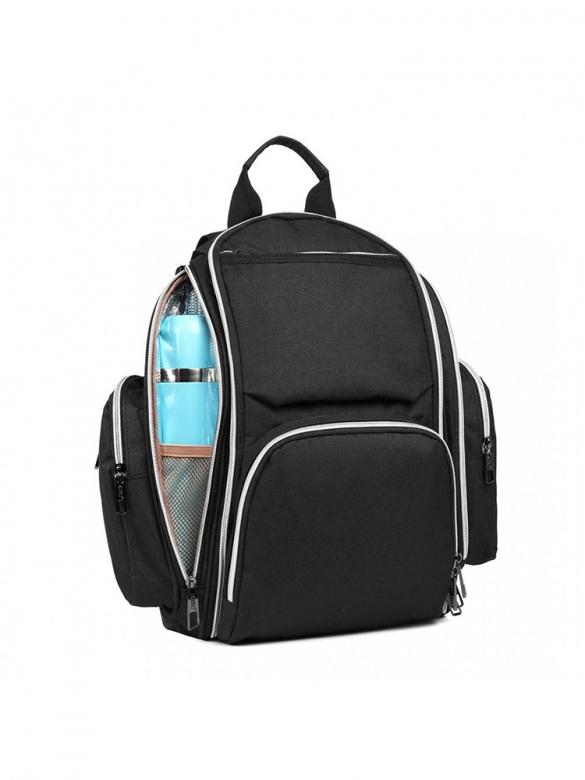 Μαύρο Πολυχρηστικό Backpack