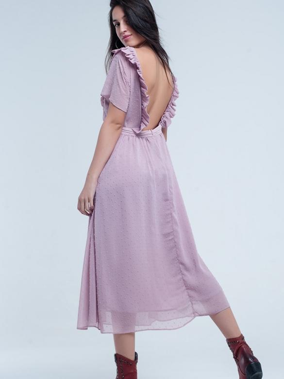 Μuse Μακρύ Φόρεμα