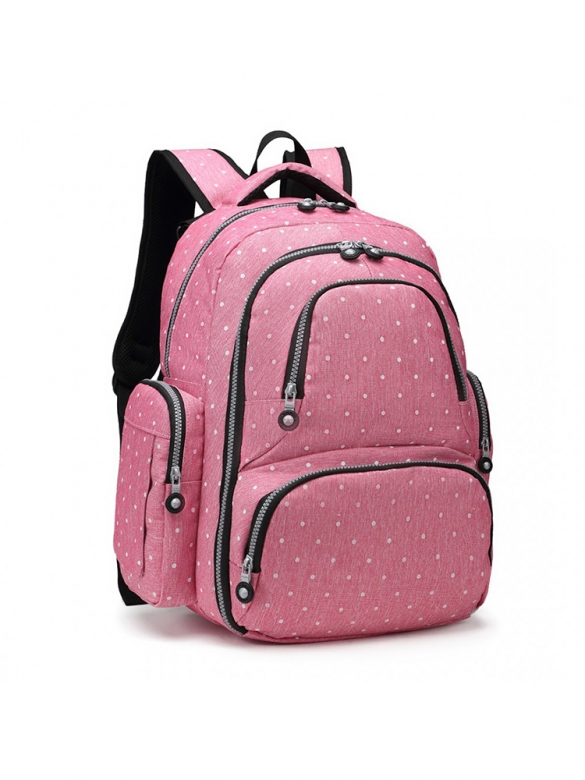 Ροζ Backpack για μανούλες