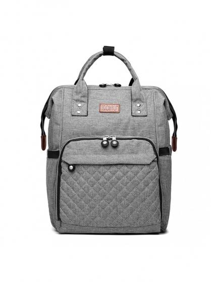 backpack-αλλαξιερα-τσαντα-μαμαδες-γκρι-καροτσι