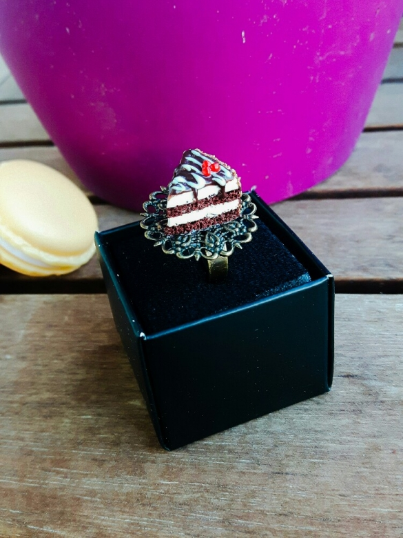 Chocoholic Δαχτυλίδι