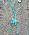 Μικρός Γαλάζιος Αστερίας Κρεμαστό