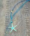 Μεγάλος Γαλάζιος Αστερίας Κρεμαστό