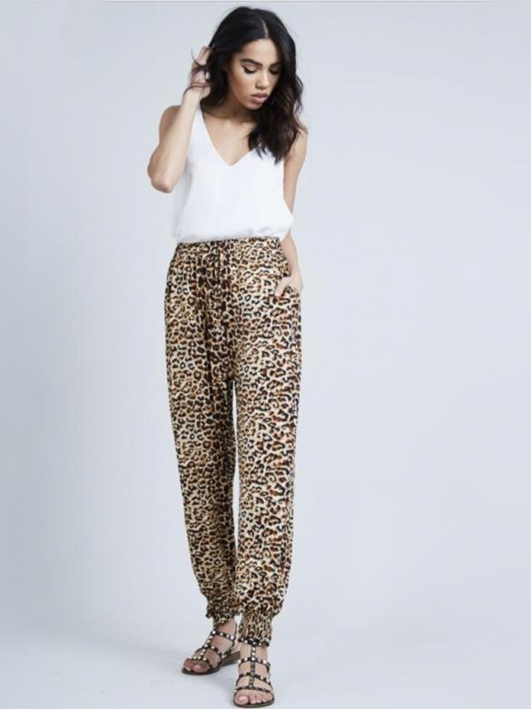 Leopard Παντελόνα