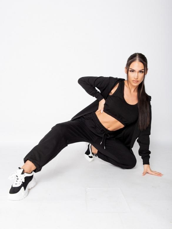 Μαύρες Φόρμες Loungewear