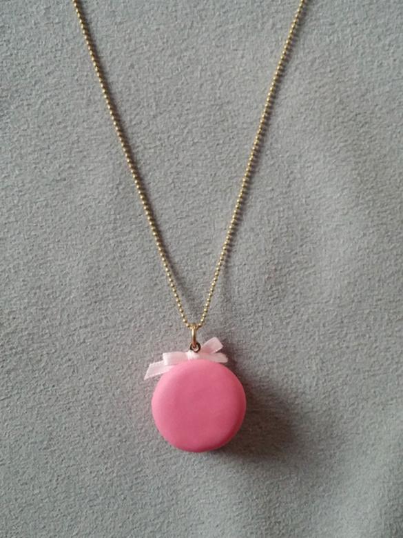 Pink Macaron Κρεμαστό