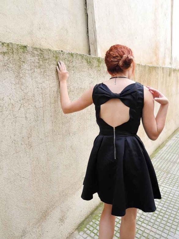 Μαύρο Evening Φόρεμα