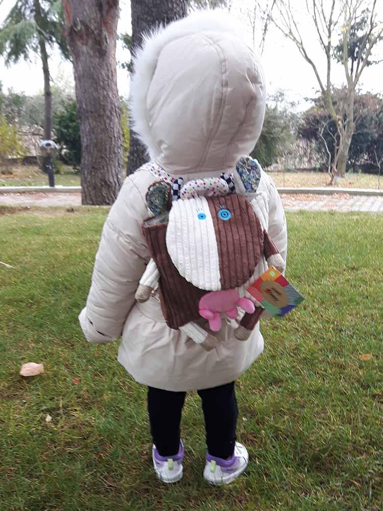 2b50674a115 Παιδική Τσάντα Αγελαδίτσα - CallMeSugar.gr