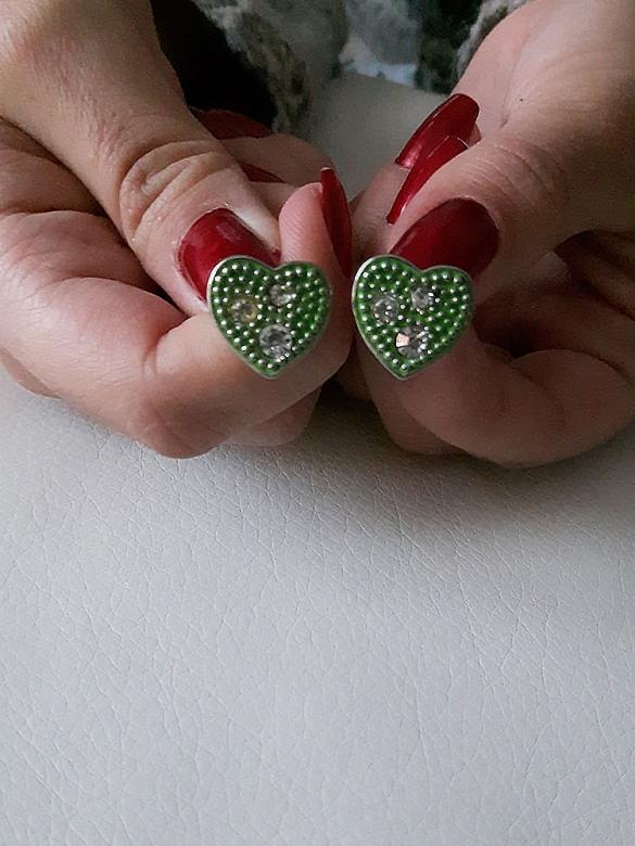 Stars & Hearts Σκουλαρίκια