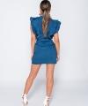Τζίν Μίνι Φόρεμα